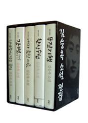 김승옥 소설전집(전5권)