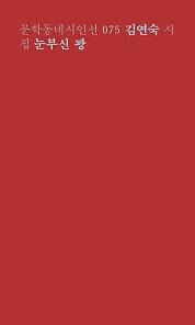 눈부신 꽝 (문학동네시인선 075)